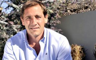 Julio Garro, Intendente electo de La Plata.
