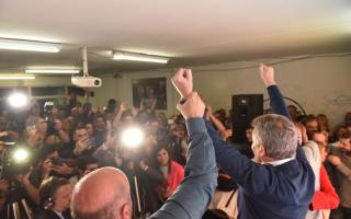 Héctor Gay logró la reelección