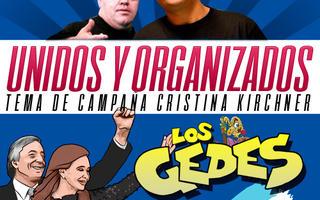 El nuevo tema de campaña de Cristina ya suena en la movida tropical.