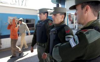 Los gendarmes no estarán más en el Conurbano.