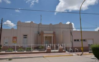 Geriátrico municipal