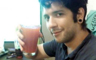 Leandro López Lucchetta tenía 24 años. Foto: Facebook