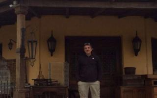 Loris Giazzon sueña con refundar Villa San Alberto.