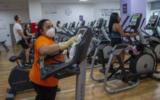 Olavarría: Este martes podrán reabrir los gimnasios y natatorios