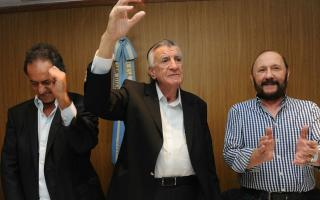 José Luis Gioja será el encargado de abrir el ciclo.