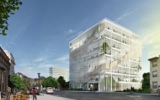 El edificio inteligente de Globant (proyecto)