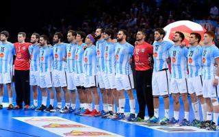 """""""Los Gladiadores"""" comienzan a jugar el Mundial de Handball 2019 con bonaerenses en el plantel"""