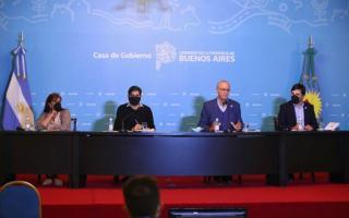 Datos de coronavirus en Provincia de Buenos Aires: Anuncio de cambios en el sistema de registro de fallecidos