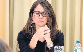 Gómez Alcorta brindará su informe por videoconferencia.
