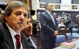 Renunció González: Asumió Urquiaga