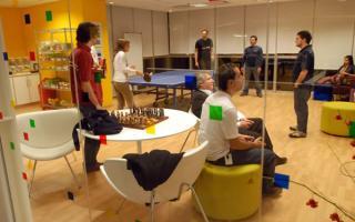 Scioli visita las oficinas de google argentina for Google argentina oficinas