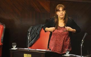 Leonor Granados pretende ser Intendenta de Ezeiza por el Frente Renovador.