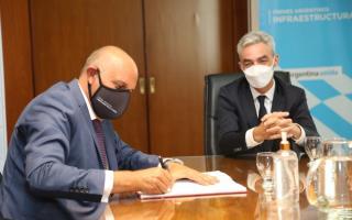 Guerrera asumió de manera formal en Trenes Argentinos Infraestructura