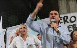 En 2016, Matías fue lanzado a la intendencia por Moreno.