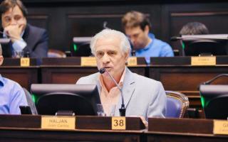 Murió el diputado provincial Juan Carlos Haljan