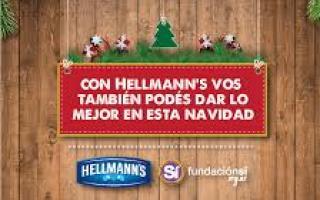 RSE: Hellman's colabora con fundación SI