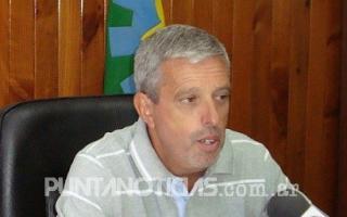Holzman presentó a sus funcionarios. Foto: Puntanoticias