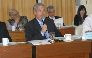 Holzman asumirá como Jefe Comunal el 1 de marzo.