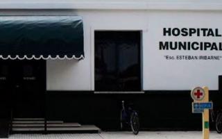Hospital municipal Iribarne de Suipacha