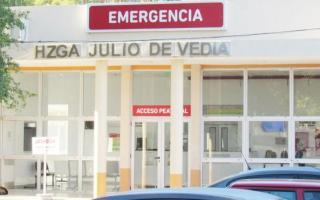 Vacunación Covid en 9 de Julio: Por la lluvia se postergó la vacunación hasta el 12 de abril