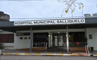 Hospital Municipal Salliqueló. (Foto: Municipio)