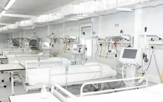 Gobierno bonaerense anunció que los Hospitales Modulares ya están operativos en varios distritos