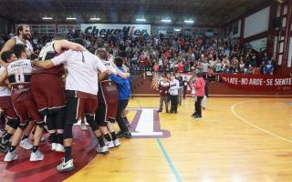 Lanús sigue con vida en el Torneo Federal. Foto: Prensa Lanús.