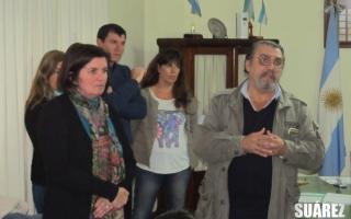 Gustavo Moccero entregó fondos educativos por más de $279 mil pesos.