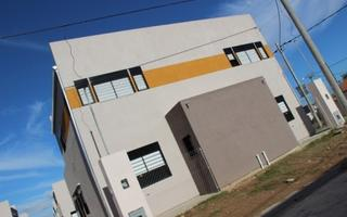 Nuevas viviendas del barrio UOM, General Belgrano.