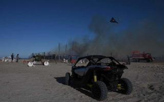 Incendio en parador (Diego Medina)