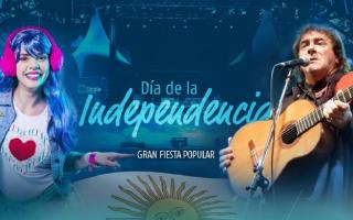 Zárate celebrará el 9 de Julio con una gran fiesta popular