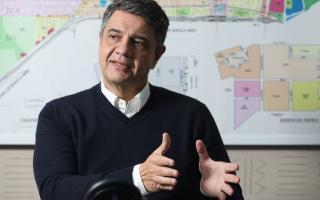 """""""Cerrar no es la solución"""", dijo Jorge Macri en LaNoticia1."""
