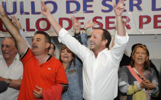 """Insaurralde recibió apoyo de intendentes para comenzar a """"caminar la Provincia"""". Foto: Archivo internet"""