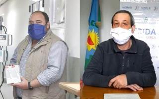 Dos negativos dan alivio a intendentes de la Provincia