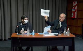 IOMA rompió convenio con la Asociación médica platense: Anuncio de Giles y Gollán