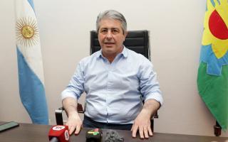 """Javier Martínez pide """"dialogo entre los sectores""""."""