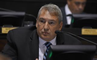 D'Onofrio presentó un pedido de informes contra Vidal.