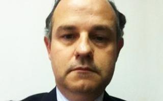 José Guillermo Capdevila, testigo clave en la causa Ciccone. Dejó el país por amenazas.