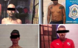 Cuatro presos se fugaron de una comisaría de José C. Paz