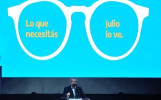 Zamora lanzó su candidatura en Tigre