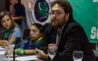 El diputado Kane propuso capacitación a docentes para dar educación sexual integral
