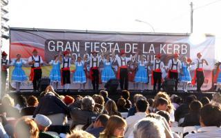 136° Fiesta de la Kerb en Olavarría.