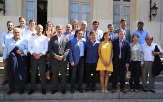 Cumbre peronista en la tercera sección electoral