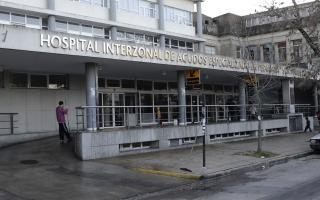 La pequeña permanece internada en La Plata.