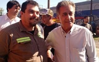 La Izquierda se mostró confiada para los comicios del 22 de octubre. Foto: Prensa