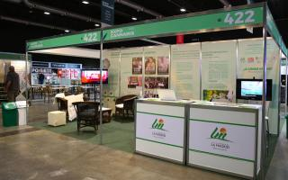 General La Madrid, único municipio del país presente en la Expo Cannabis Argentina