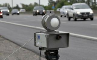 Verano bonaerense: En Lavalle ya funcionan los radares en ruta 11