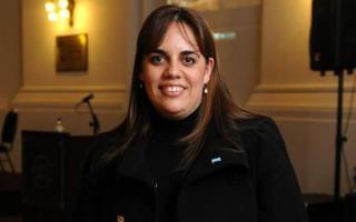 Leonor Granados es la hermana del Intendente de Ezeiza.