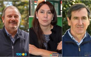 Racciatti, Erramuspe y Harispe