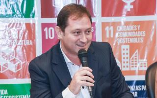 Salvador Serenal es el actual intendente y busca la reelección por Juntos por el Cambio